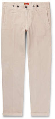 Barena Tapered Stretch-Cotton Corduroy Trousers
