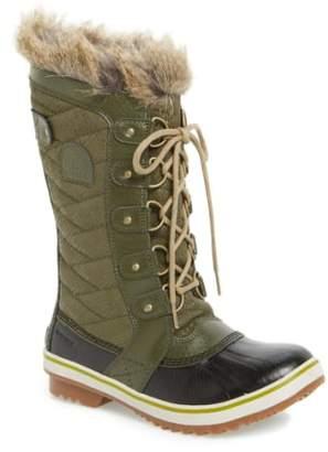 Sorel 'Tofino II' Faux Fur Lined Waterproof Boot