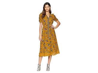 Moon River Midi Dress Women's Dress