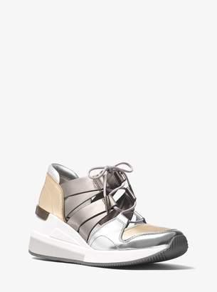 MICHAEL Michael Kors Beckett Metallic Sneaker