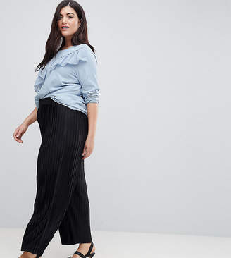 Junarose Pleated Wide Leg Pants