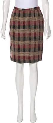 Giorgio Armani Vintage Wool Skirt