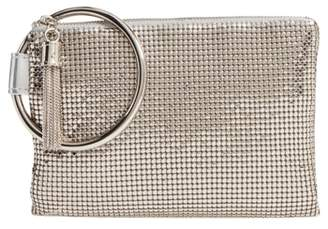 Whiting & Davis Bangle Wristlet