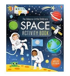 Harper Collins Little Childrens Space Activity Book