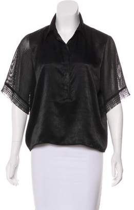Alexis Petro Short Sleeve Top w/ Tags