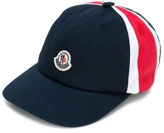 Moncler color block cap
