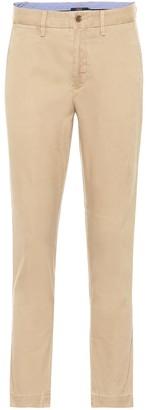 Polo Ralph Lauren Mid-rise straight cotton-blend pants