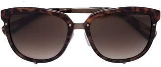 Lanvin Havana tortoiseshell sunglasses