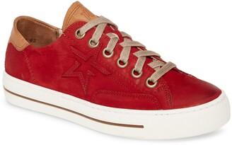 Paul Green Caden Platform Low Top Sneaker