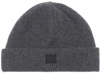 Acne Studios Face wool-blend beanie
