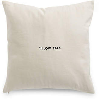 Kate Spade Pillow Talk Square Pillow