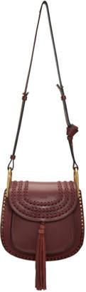 Chloé Red Small Hudson Bag