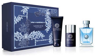 Versace Pour Homme Three-Piece Set
