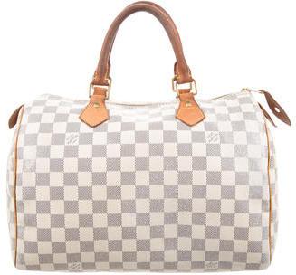 Louis VuittonLouis Vuitton Damier Azur Speedy 30