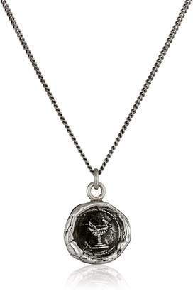 Pyrrha Sterling togetherness Talisman Necklace, 18""