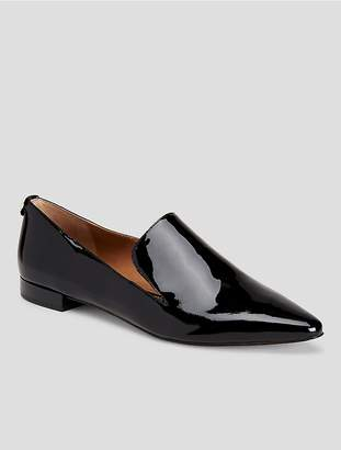 Elin Patent Leather Loafer $109 thestylecure.com