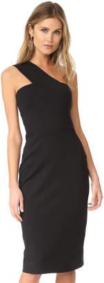 Susana Monaco Tina One Shoulder Dress $178 thestylecure.com