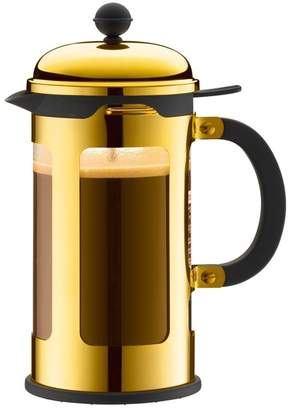 Bodum Gold Chambord 34oz. French Press Coffee Maker