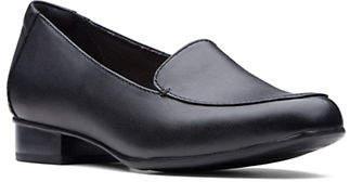 Clarks Juliet Leathe Slip-On Shoes