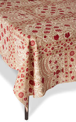D'Ascoli Tipoo Linen Tablecloth