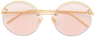 Boucheron round sunglasses