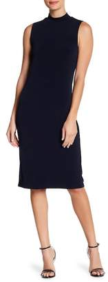 Velvet by Graham & Spencer Mock Neck Knit Dress