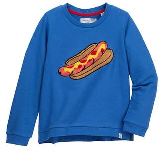 Sovereign Code Woah! Hot Dog Sweater (Little Boys)