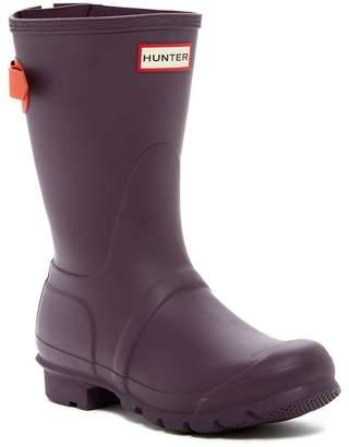 Hunter Waterproof Adjustable Short Boot