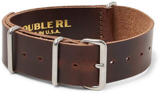 RRL Burnished-Leather Watch Strap