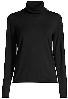 Max Mara Women's Anta Virgin Wool Turtleneck Sweater