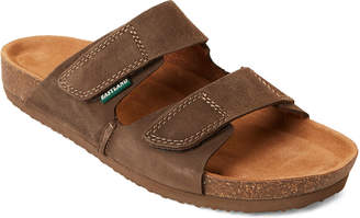 bbbd58cbc58 Eastland Olive Caleb Double Strap Sandals