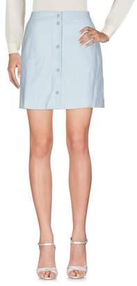Richard Nicoll Mini skirt