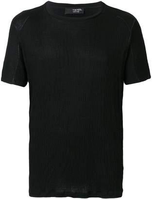 Tom Rebl crew neck T-shirt