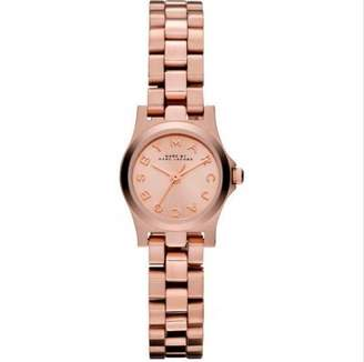 Marc by Marc Jacobs Marc Jacobs Henry Women's Watch Color: Rose Gold MBM3200