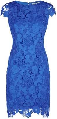 Alice + Olivia Clover Lace Shift Dress