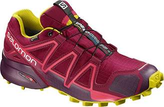 Salomon Women's Speedcross 4 GTX, Trail Running Footwear, Waterproof