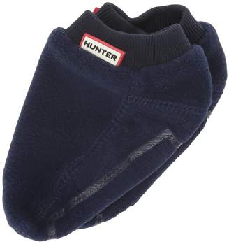 Hunter Original Ankle Boot Socks Fitted Kids Shoes