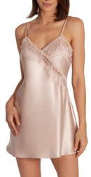 Jonquil In Bloom by Picture Perfect Satin Chemise