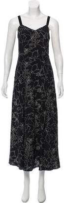 Rag & Bone Silk Printed Dress
