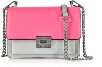 Rebecca Minkoff Color-block Leather Christy Small Crossbody