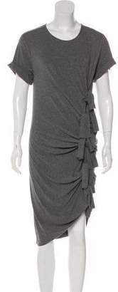 Gryphon Crew Neck Midi Dress