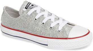 Converse R) Seasonal Glitter OX Low Top Sneaker