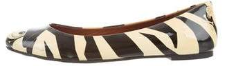 Marc by Marc Jacobs Pirate Printed Flats