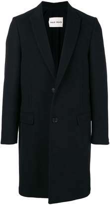 Privee Salle Gilles single breasted coat