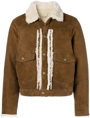 Golden Goose buttoned jacket