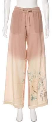 Valentino 2016 Japanese Motif Pants