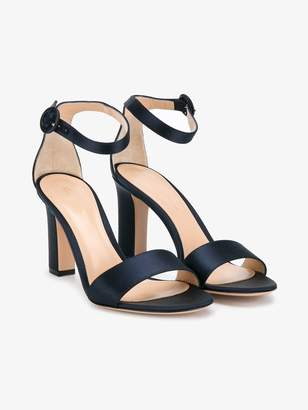 Gianvito Rossi versilia block heel sandals