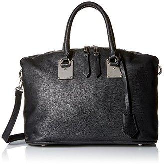 London Fog Smithfield Top Handle Satchel Bag $150 thestylecure.com