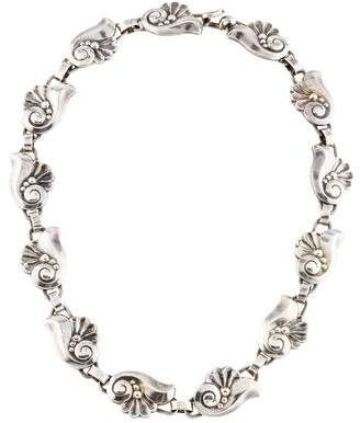 Georg Jensen Collar Necklace