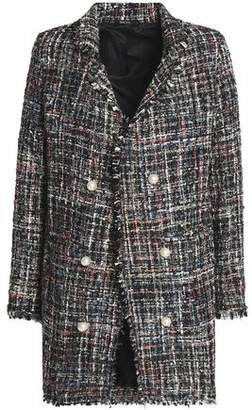 Raoul Frayed Wool-Blend Tweed Jacket